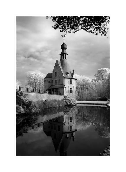 Château d'Ooidonk, Deinze, Flandre-Orientale