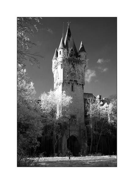 Château de Miranda Noisy, Celles, Namur