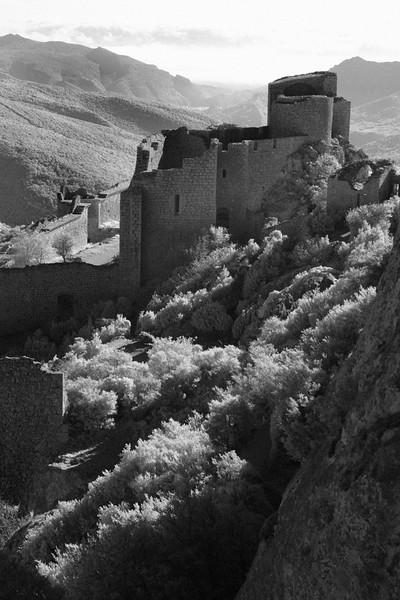 Château de Peyrepertuse, Aude