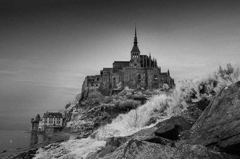 Mont St-Michel, Normandie, France