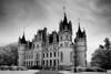 Château de Challain, Maine et Loire, France