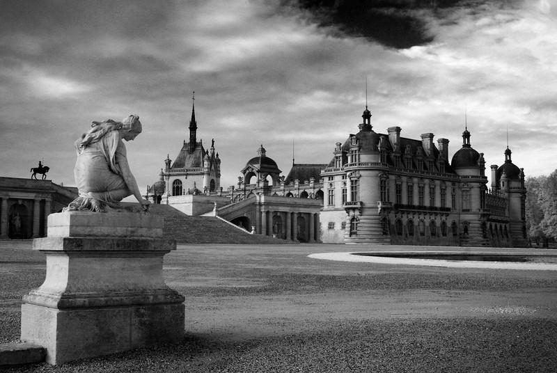 Chäteau de Chantilly, Oise
