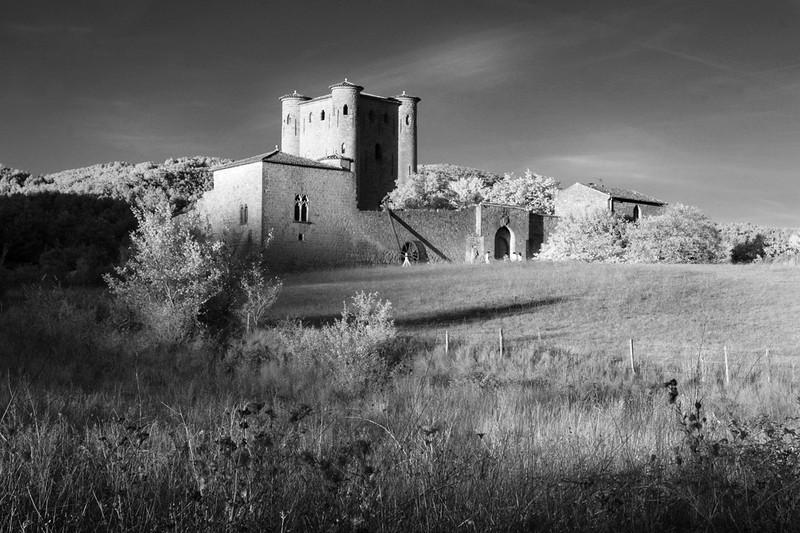 Château d'Arques, Aude