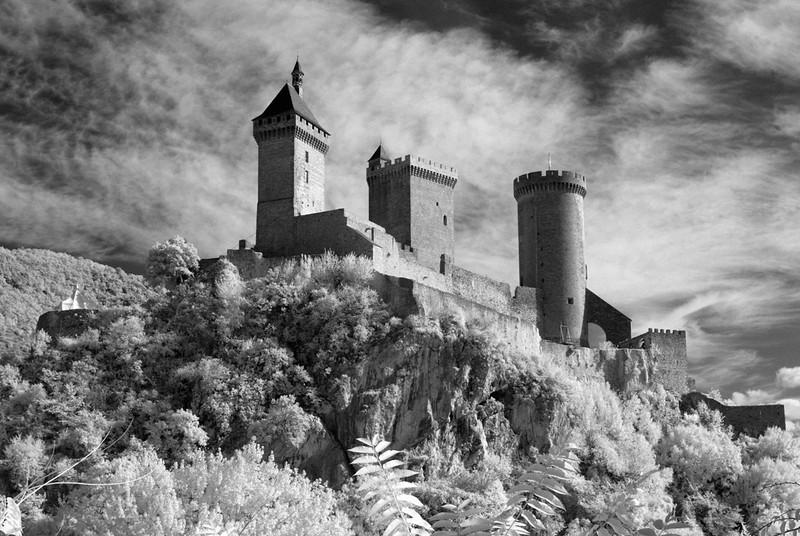 Château de Foix, Ariège