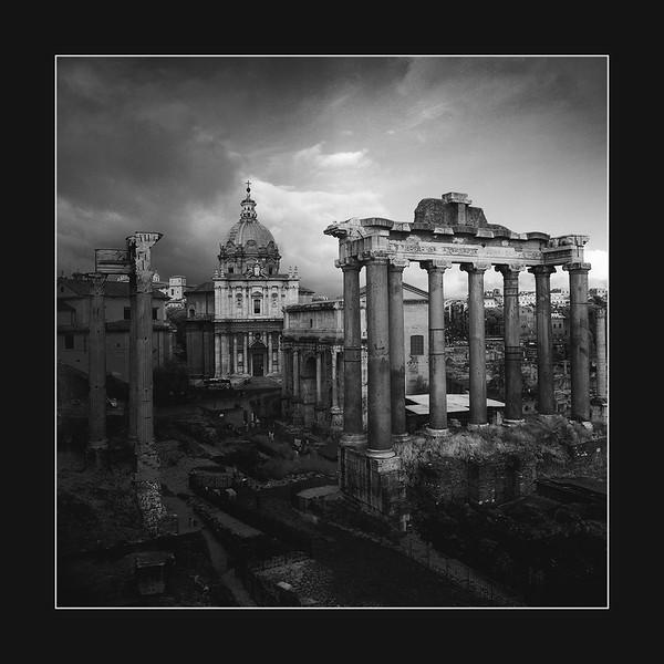 Foro Romano. Roma
