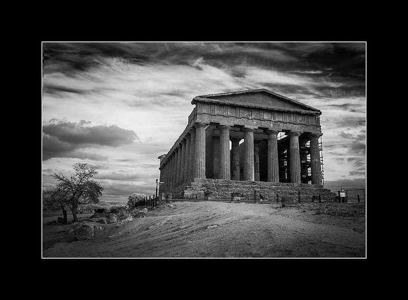 Valley of temple, Agrigento