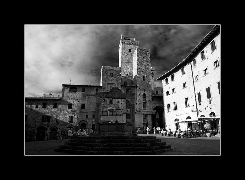San Gimignano,Toscany