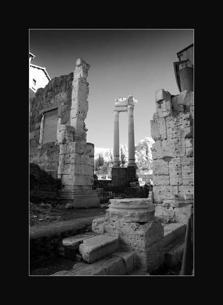 Temple d'Apollon Sosien