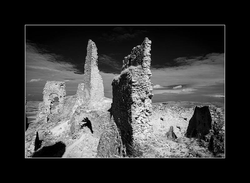 Plavecky castle, Malacky, Slovakia