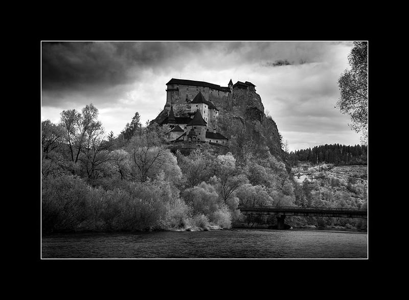 Orava castle ,Zilina, Slovakia