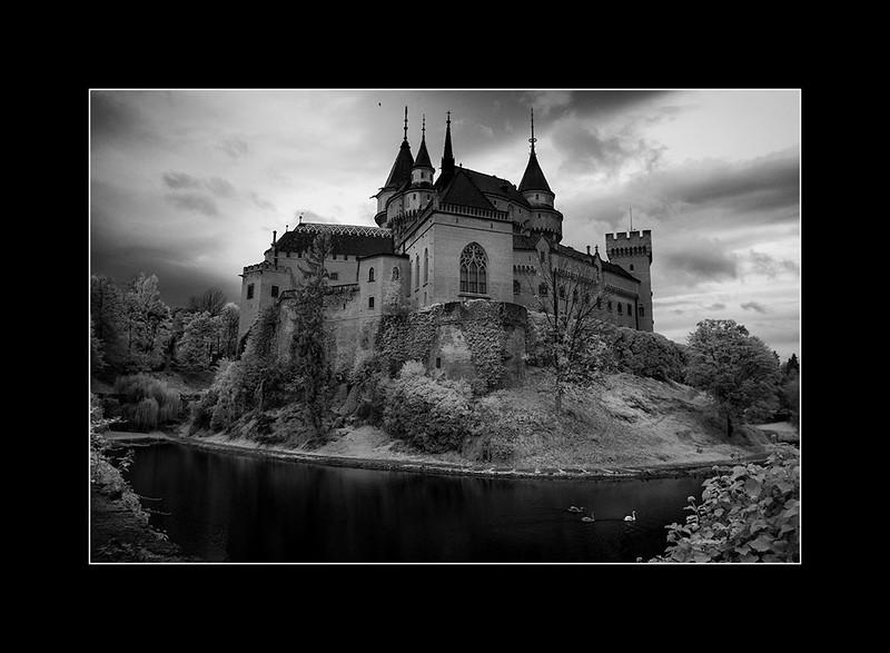 Bojnice castle,Trencin,Slovakia