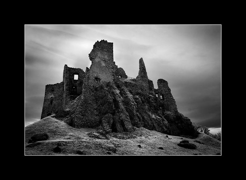 Hrusov castle, Zlate Moravce, Slovakia