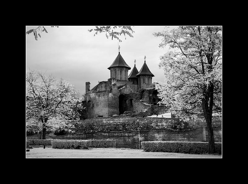 Vlad Palace, Tirgoviste, Romania