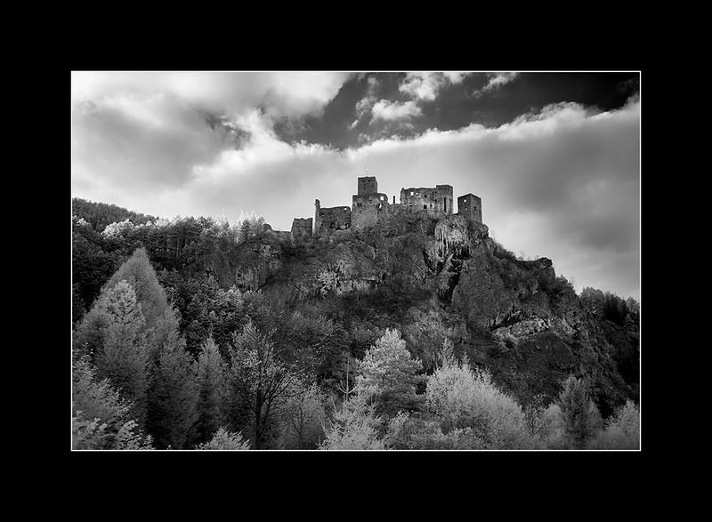 Strecno castle,Zilina,Slovakia