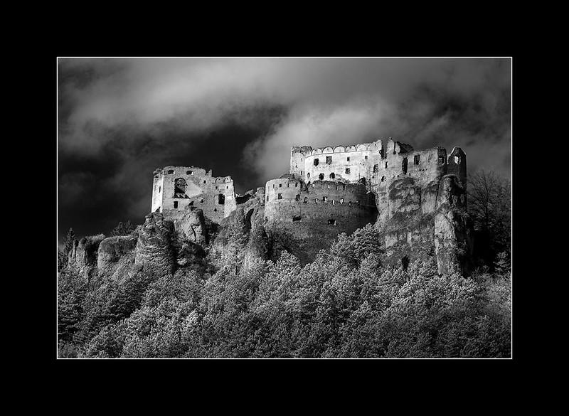 Lietava castle, Zilina, Slovakia