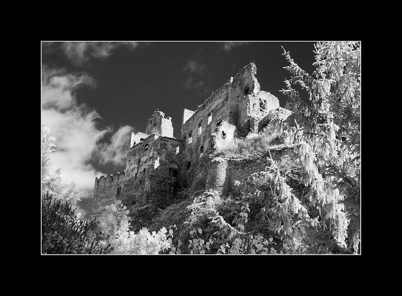 Beckov castle,Trencin, Slovakia