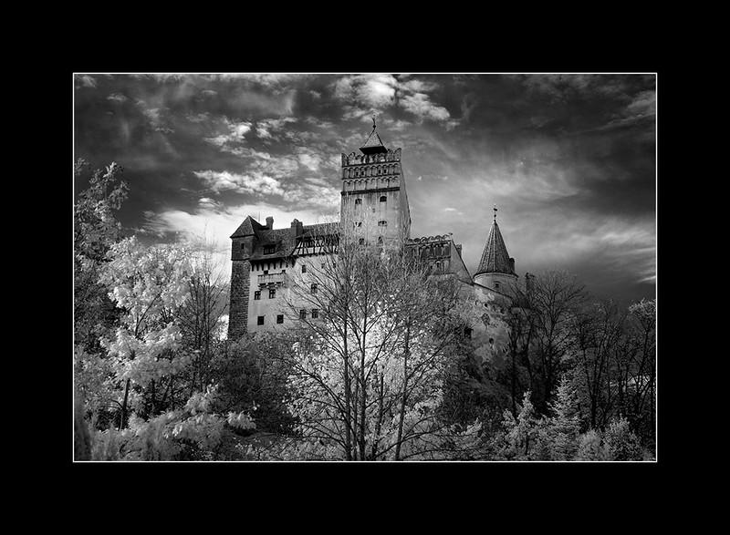 Bran castle, Brasov, Transylvania