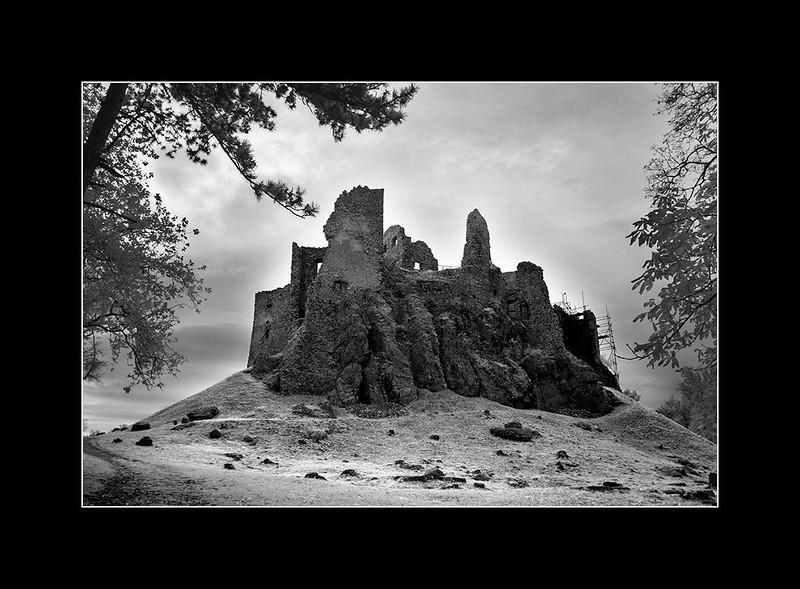 Hrusov castle,Slovakia