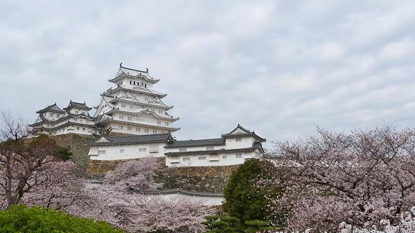 Japanese Castle/ Himeji Castle  姫路城