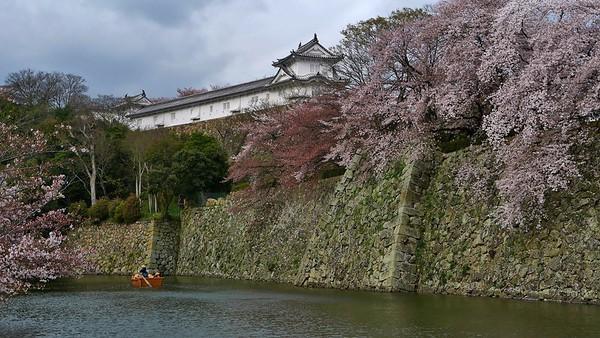 The Moat 姫路城