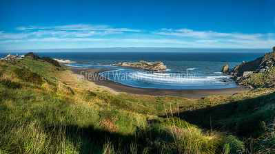 CastlePoint Lighthouse to Lagoon