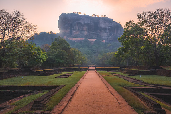 Sigiriya Rock Fortress, Sri Lanka