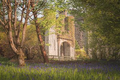 Armadale Castle. Clan Donald, Scotland