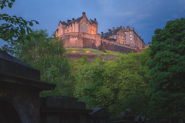 137 Edinburgh Castle, Scotland