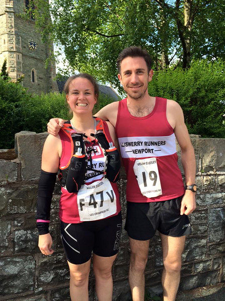 Stage 10 - Laudy and Chris Morris