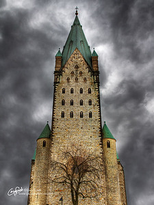 Paderborn Cathedral Tower