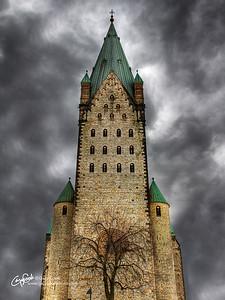 Paderborn Cathedral Tower