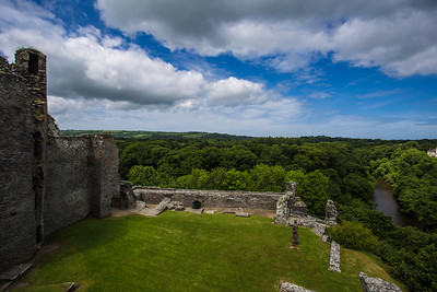 Cilgerran views