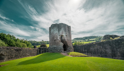 Skenfrith Castle