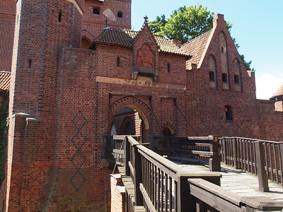 Malbork Castle. Photo: Martin Bager.