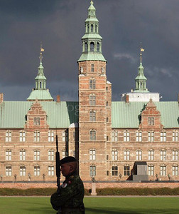 Rosenborg Castle. Photo Martin Bager.