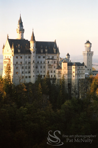 Castle Neuschwanstein Photo
