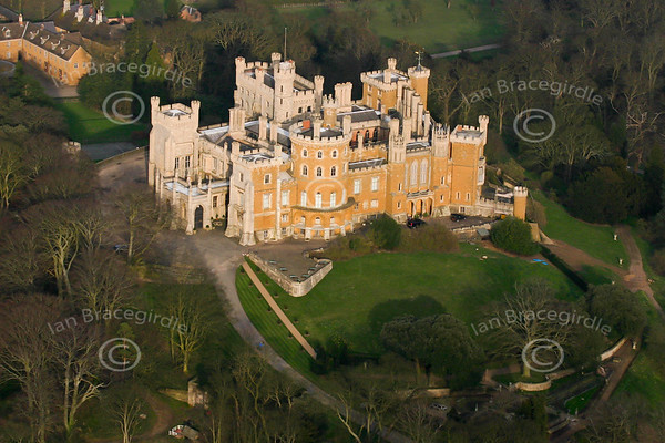 Castles and Stately homes