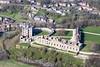 Aerial photo of Bolsover Castle-103