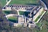 Aerial photo of Bolsover Castle-108