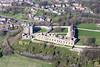 Aerial photo of Bolsover Castle-102