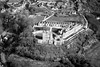 Aerial photo of Bolsover Castle-112