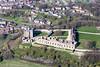 Aerial photo of Bolsover Castle-104