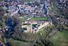 Aerial photo of Bolsover Castle-113