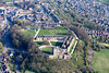 Aerial photo of Bolsover Castle-107