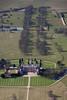 Burton Constable aerial photo.