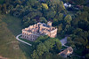 Sutton Scarsdale from the air.