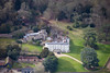 Aerial photo of Wormsley Estate.
