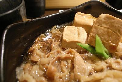 牛肉豆腐燒@元定食