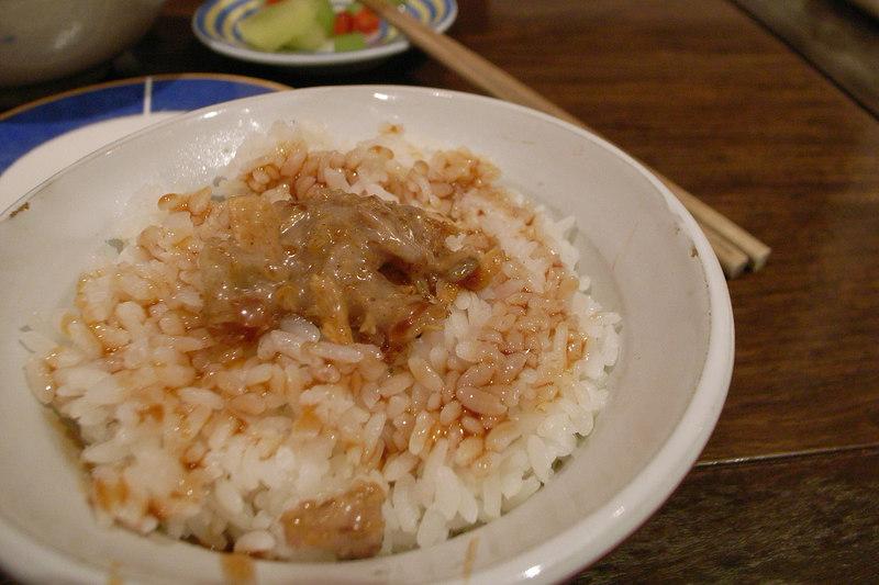 豬油拌飯@小隱私廚