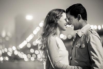 Anina y Diego